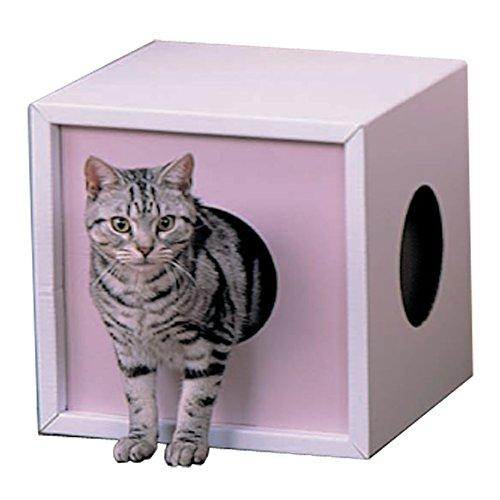 Cardboard Corrugated Scratcher Pink TTB 4