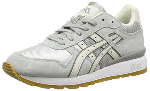 Asics GT-II, Unisex-Erwachsene Outdoor Fitnessschuhe Grau (Light Grey/Off 1399)