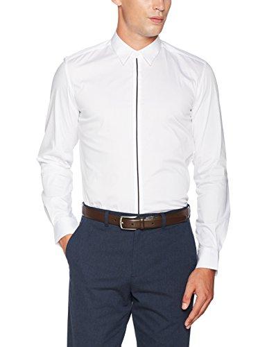 Bianco Uomo Morato 1000 Casual bianco Camicia Antony qHFwAPT
