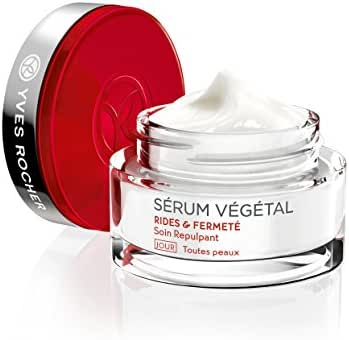 Yves Rocher Serum Vegetal Plumping Day Care Wrinkles and Firmness, 50 ml./1.7 fl.oz.