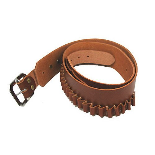 Hunter Company Adjustable Cartridge Belt Tan, .45 Caliber Adjustable Cartridge Belt