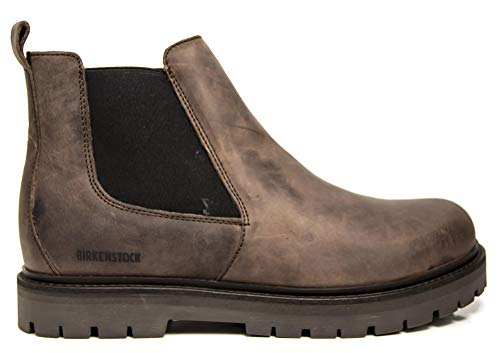 Birkenstock Stalon Men's, Mocha, Oiled Leather (40 M EU) ()