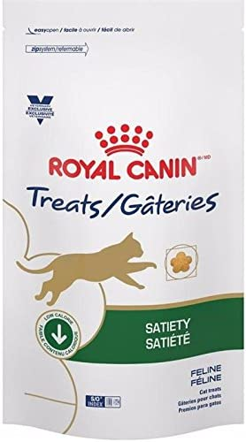 Royal Canin Veterinary Diet Satiety Feline Cat Treats 7.8 oz