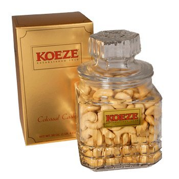 Colossal Cashews 20 oz Decanter product image