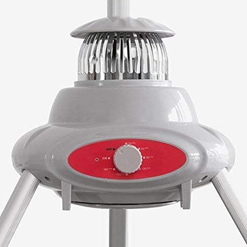 Modezvous – Tendedero eléctrico portátil para ropa con calor ...