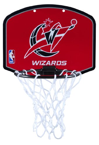 Spalding NBA Washington Wizards Mini Hoop Set