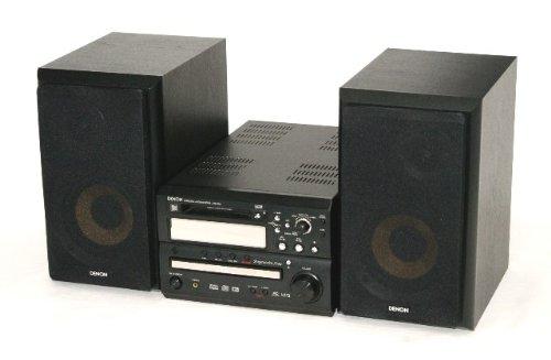 DENON デノン (デンオン) D-MA5DV K:ブラック DVDMD一体型システムコンポ   B00JE02N0W