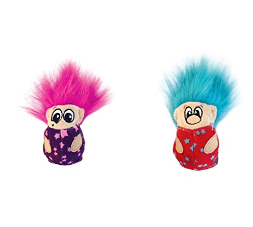 - Petstages Fuzzy Troll Ball Catnip Toy