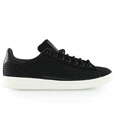e8ad8d2a941471 adidas - Stan Smith Shoes - Core Black - 11.5  Amazon.co.uk  Shoes ...