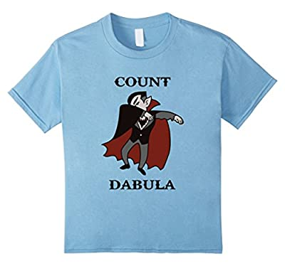 Count Dabula, Dracula Halloween Dabbing Funny T-Shirt