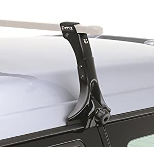 INNO 4 Pack Of Roof Rack Stays With Locking System For Clearance On  Vehicles, 11 Inch (Black)