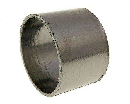 Junta Conexió n de escape 46 x 50 x 34, 5 mm grafito para Malaguti 5mm grafito para Malaguti NARAKU
