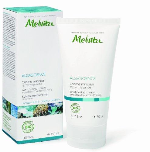 Melvita Algascience - Crème amincissante, 5,07 Bouteille fl.oz