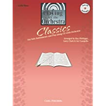 Playing with the Orchestra - Cello/Bass - BK/CD