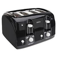 SunBeam Wide Slot 4 Slice Toaster 39111