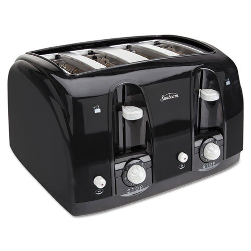 SunBeam Wide Slot 4 Slice Toaster 39111 Review