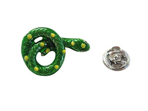 Green Snake Lapel Pin ()