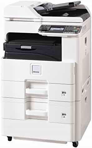 Kyocera TASKalfa 205c Color Copier Printer Scanner All-in-One - 11x17, Auto Duplex, 20 ppm
