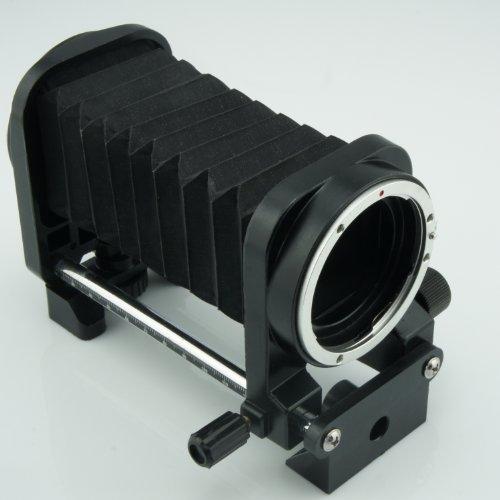 One Way Macro Focusing Rail Slider Macro Bellows for Canon EOS Cameras