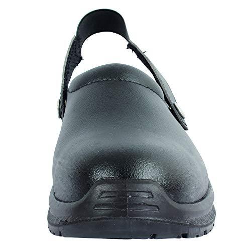 Mixte black Src02b Sécurité Adulte Noir De Eu 39 Blackrock black Chaussures RdXUxnw0B0
