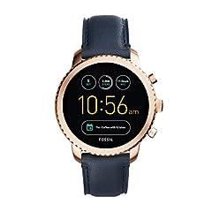 Jusqu'à 55% de remise sur les montres connectées Fossil