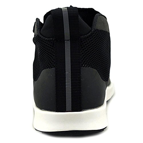 Shoes Rover Jiffy Rubber Native White Jiffy Apollo Black Boots Shell Black up Lace 410dwnW