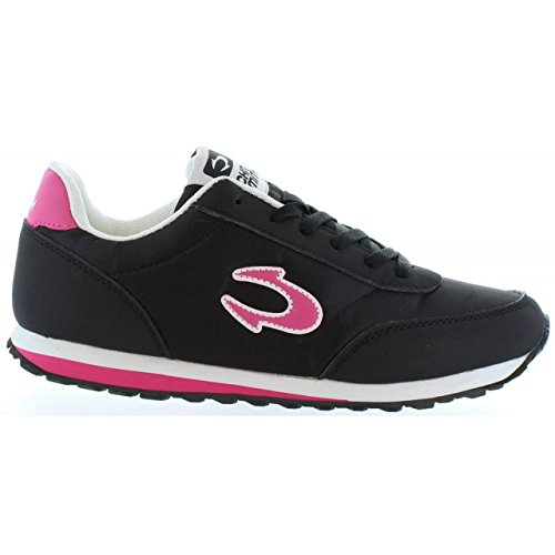Zapatillas deporte de Mujer JOHN SMITH UXIR W 16I NEGRO-ROSA