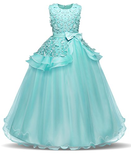 AmzBarley Lace Flower Girl Dresses for Weddings Party for sale  Delivered anywhere in Canada
