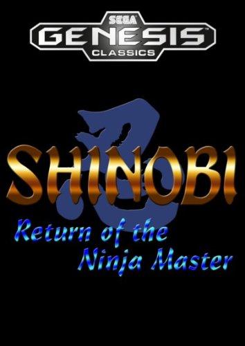 Shinobi III: Return of the Ninja Master [Download]