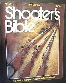 Shooter's Bible no. 72 1981 edition (number 72)