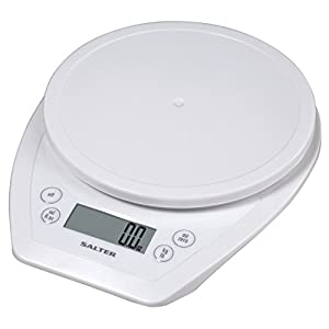 Salter Aquatronic Digital Kitchen Scale (White)