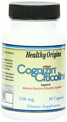 Healthy Origins Cognizin Citicoline 250 MG, 30 Count For Sale