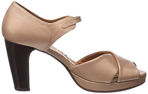 Clarks Clarks Vestir Mujer Brynn Harper Piel Zapatos De Standard Passform Tamaño 38 QaZiIEK1