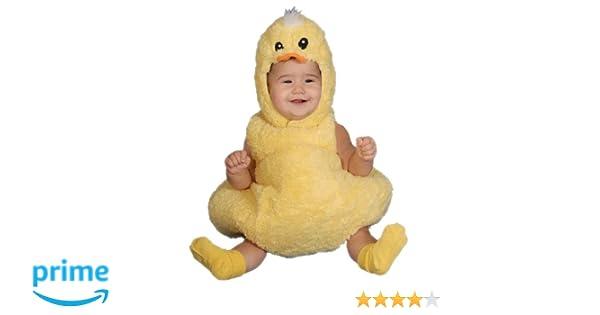 Dress up America Disfraz de pato lindo bebé  Amazon.es  Juguetes y juegos 886a796e5d85