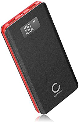 CELLONIC® USB Power Bank Compatible con Smartphone, Tablet ...