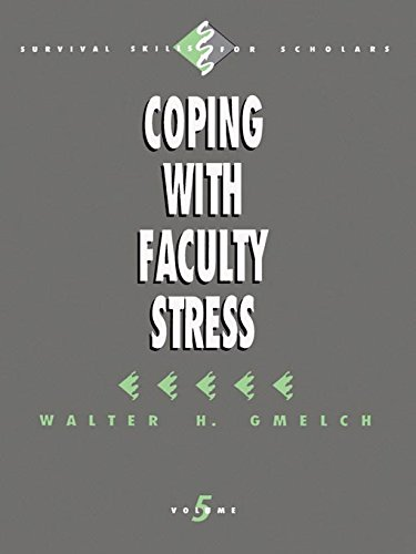 Download Coping with Faculty Stress (Survival Skills for Scholars) Pdf