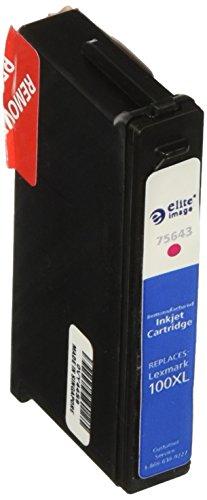 Elite Image ELI75643 Remanufactured Lexmark 100 Toner Cartridges Ink