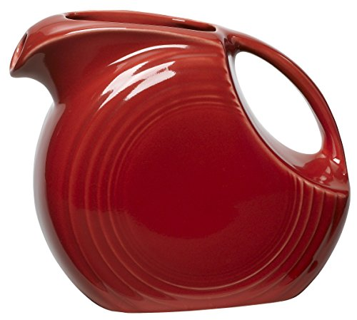 Fiesta 67-1/4-Ounce Large Disk Pitcher, ()
