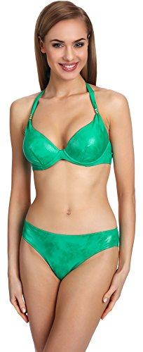 Feba Mujer Push Up Bikini F12 2 Patrón-207