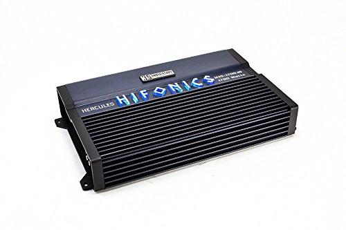 Hifonics H35 1700.1D 1700W Max Hercules Super Class-D 1-Ω Stable Monoblock - Car 1700