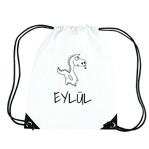 JOllipets EYLÜL Turnbeutel Sport Tasche PGYM5338 Design: Drache