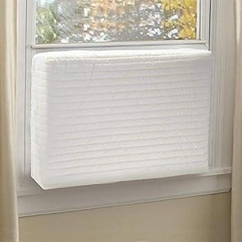 Jeacent Indoor Air Conditioner Cover Double Insulation Medium