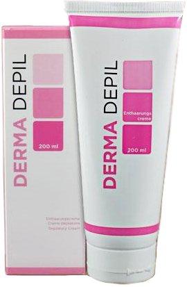 Derma Depil Crema depilatoria 200 ml