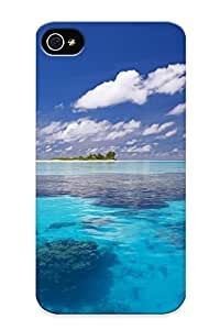 Dreaminghigh Fashion Protective Tropical Island Case Cover For iPhone 6 4.7