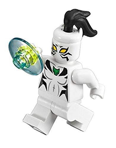 Amazoncom Lego Marvel Super Heroes Minfigure White Tiger With