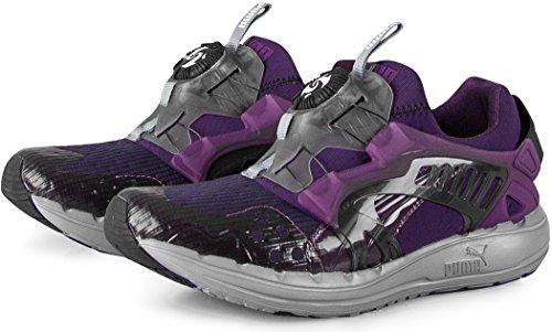 Puma - Zapatillas de Material Sintético para hombre morado