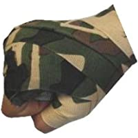 "CF Sports Cotton Boxing Tapes - 180"" Punching Hand Wraps for All Ages (Camo)"