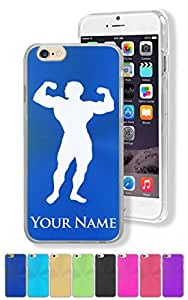 iPhone 5/5S Case/Cover - FIELD HOCKEY WOMAN - Personalized for FREE