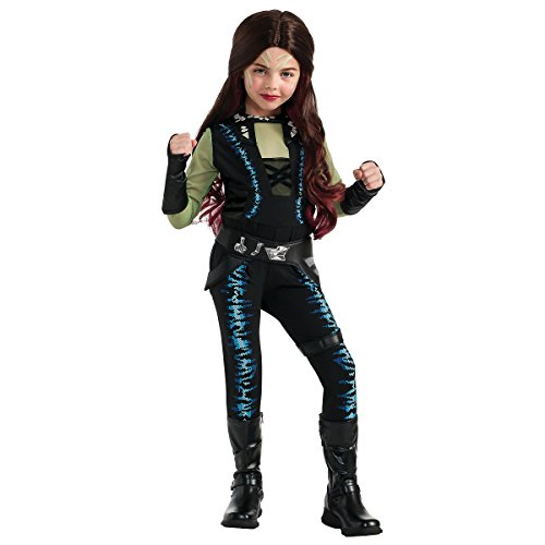 [Deluxe Gamora Costume - Medium] (Deluxe Gamora Costumes)