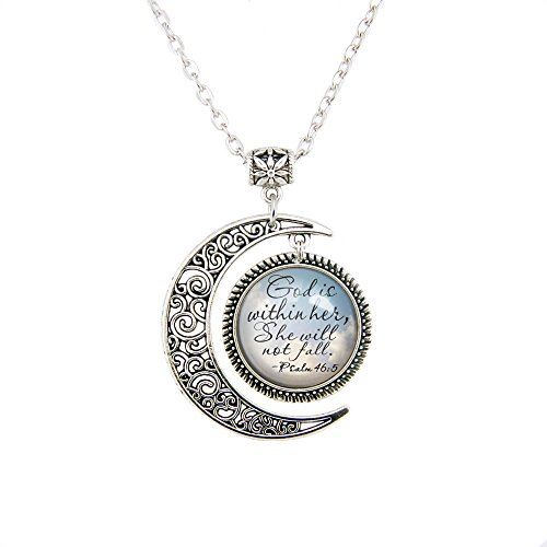 Christian Jewelry Psalm Scripture Encouragement product image
